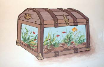 Decorative Aquarium Covers